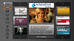 KabelKiosk Choice