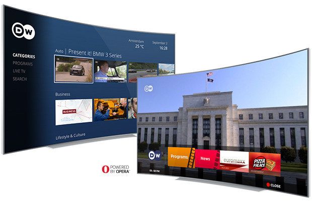 Opera TV announced today the launch of a new version of Opera TV Snap (PRNewsFoto/Opera TV)
